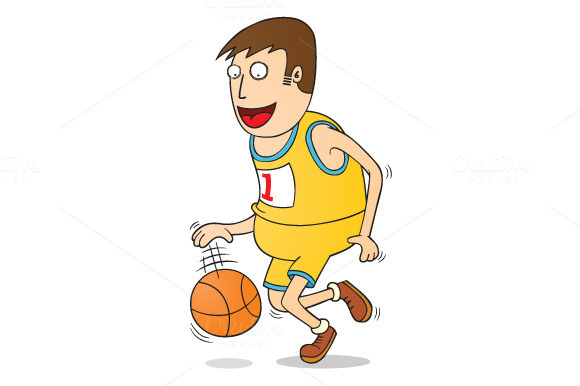 Cartoon Characters Playing Basketball : Cartoon characters playing basketball designtube