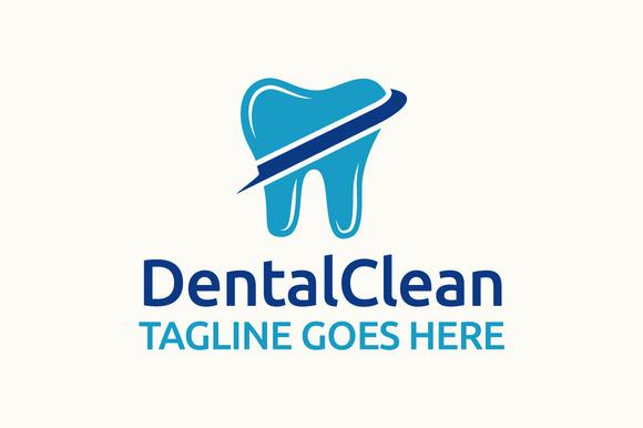 Dental Clean Logo