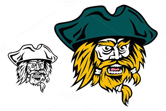 Shouting Pirate