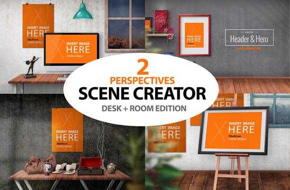 2 Perspectives Scene Creator