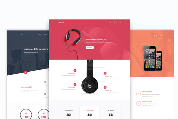 XSale Product Marketing UI Pack