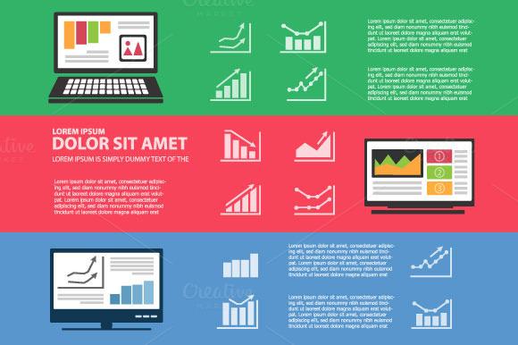 Infographics Computers