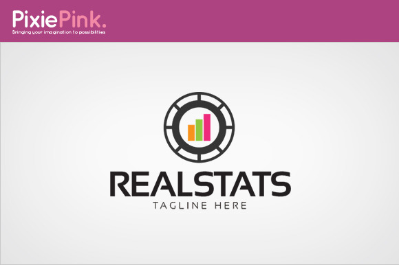 Real Stats Logo Template