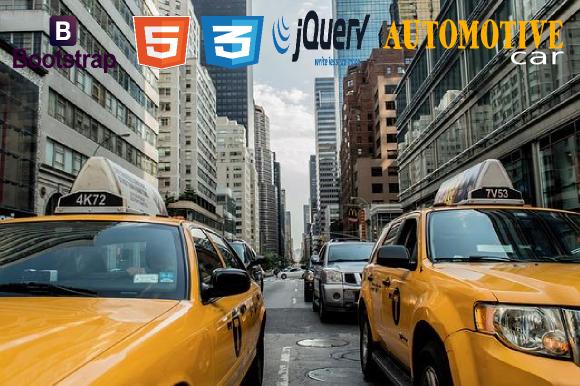 Car Automotive HTML5 Template