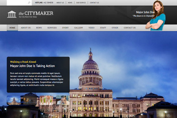 Citymaker HTML