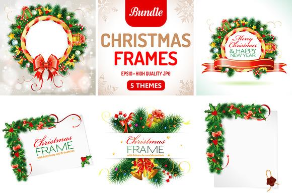 Christmas Frames