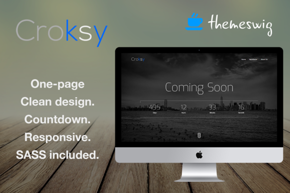 Croksy Coming Soon