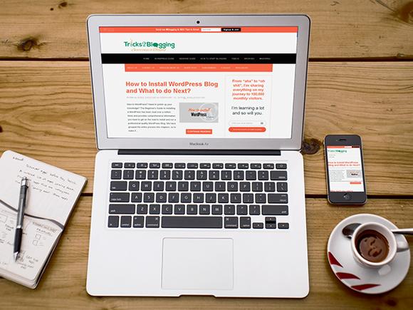 Orane Responsive WordPress Blog