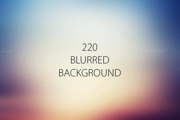 221 Blurred Background