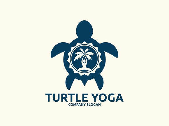 Turtle Yoga Logo