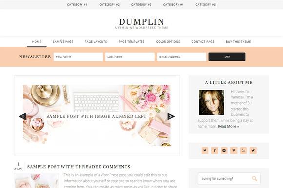 Dumplin Genesis Theme