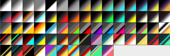 Effect Image Enhancing Gradients