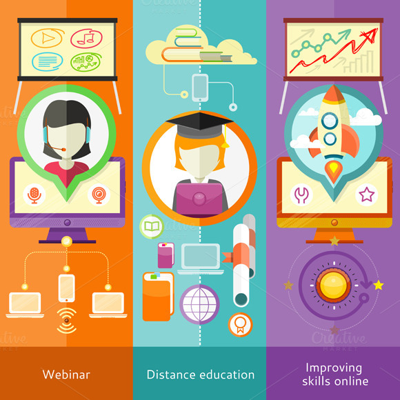 Webinar Distance Education