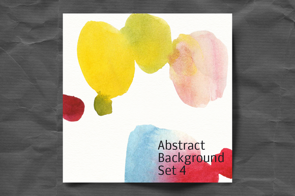 Abstract Background Cards 1