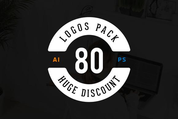 80 Logos Pack
