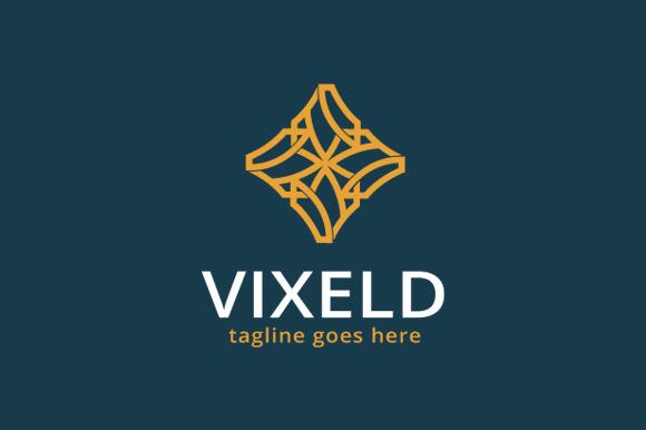 Ornament Logo Vixeld