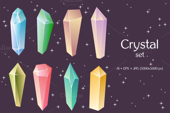 Дизайн кристаллами