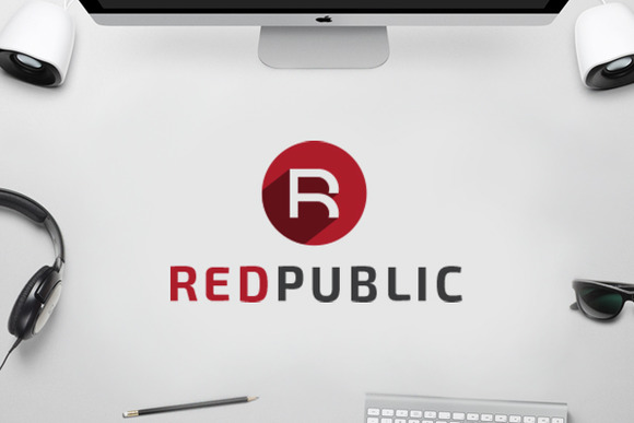R Logo Red Republic