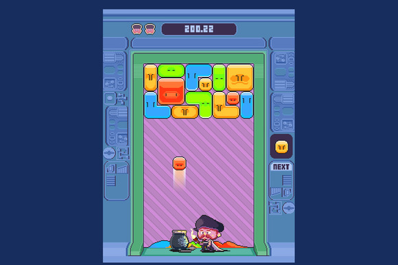 20X20 PUZZLE GAME ASSETS PACK