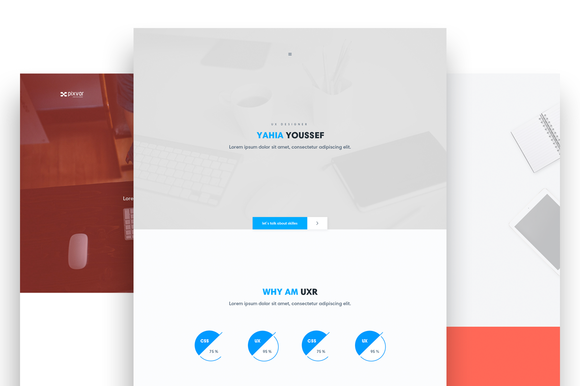 XIAM A Personal Template