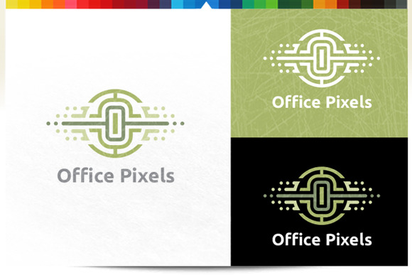 Office Pixels