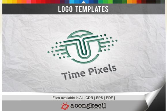 Time Pixels