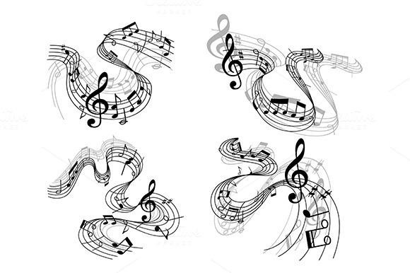 Abstract Musical Compositions