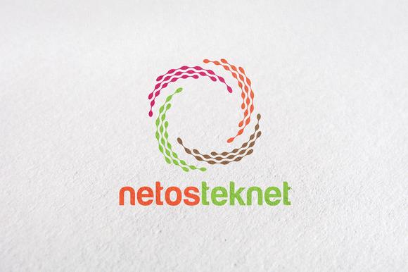 Technology Studio Network Logo