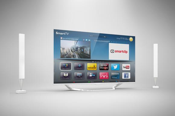 Smart Tv Mock Up