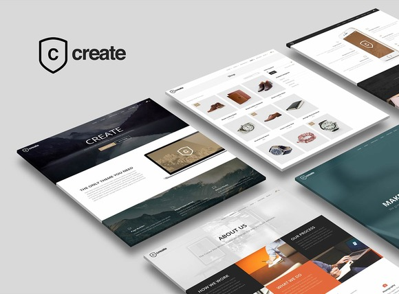 Create Multipurpose WP Theme