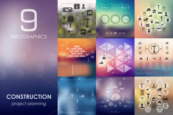 9 Construction Infographics