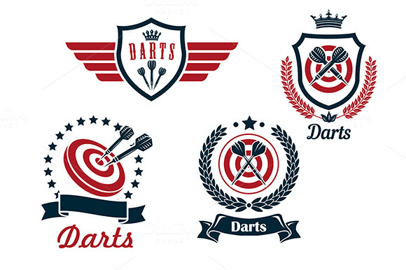 Darts Logo Designs  53 Logos to Browse