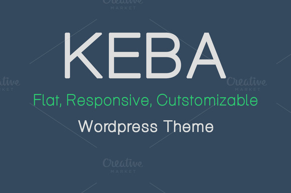 Keba Wordpress Responsive