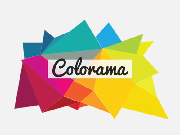 Colorama Keynote Template