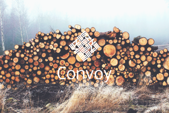 Convoy One Page HTML Template