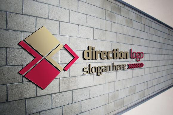 Direction Logo