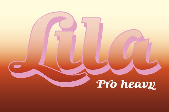 Lila Pro Heavy