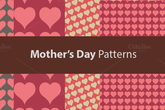 Mother S Day Patterns