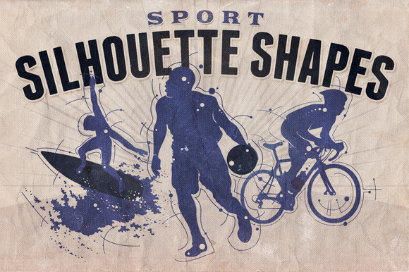 Silhouette Shapes Sport