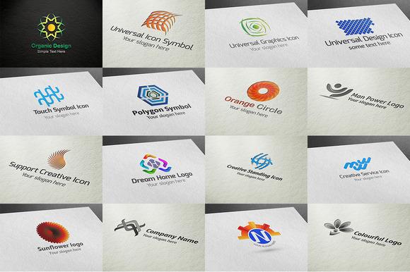 15 Logo Pack 3