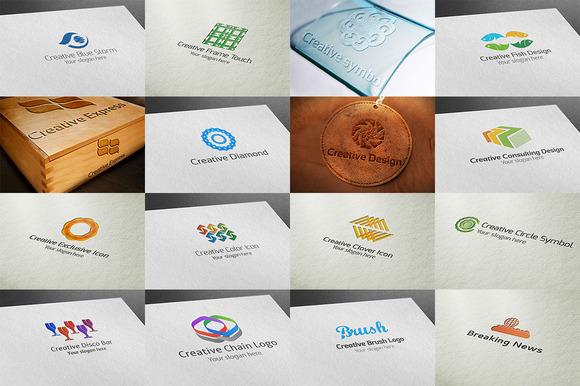 16 Logo Pack 4