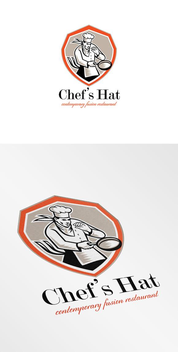 Chef Hat Contemporary Fusion Restaur