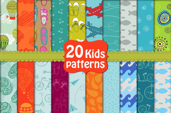 20 Kids Backgrounds