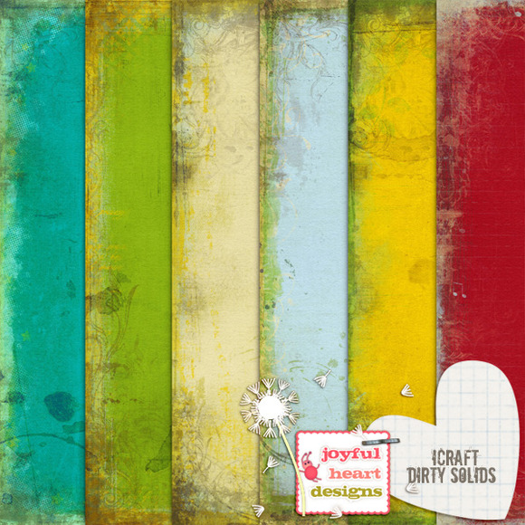 Dirty Solids ICraft