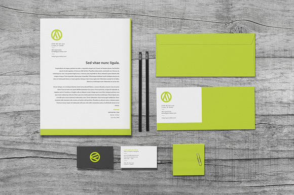 Algorithm Stationery Set