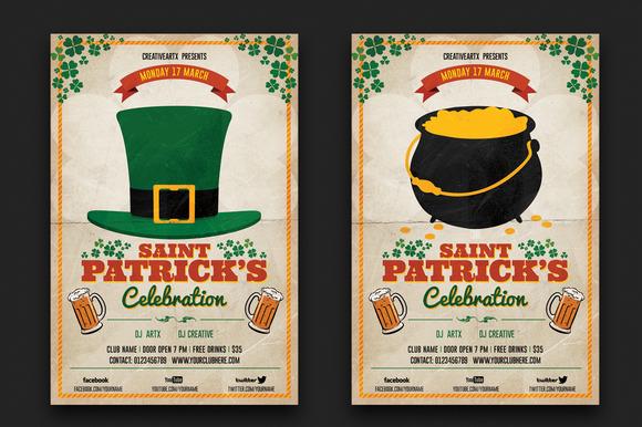 Vintage St Patrick S Celebration