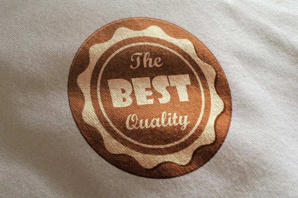 The Best Quality Logo
