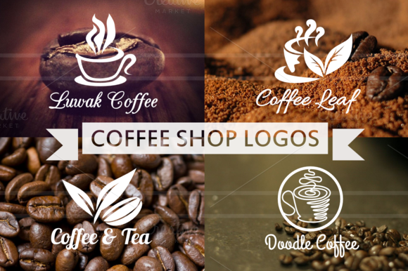4 Coffee Logo