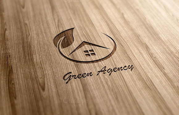 Green Agensy Logo Design