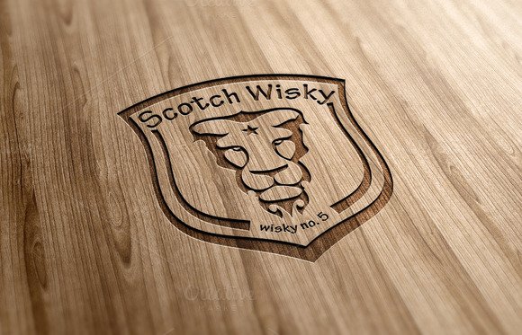 Wisky Logo Design